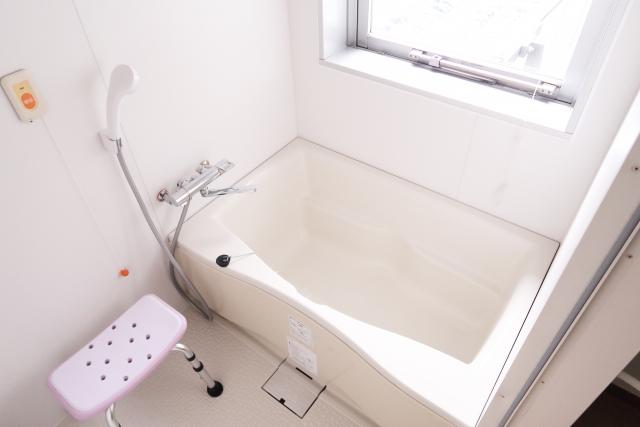 入浴介助の注意点