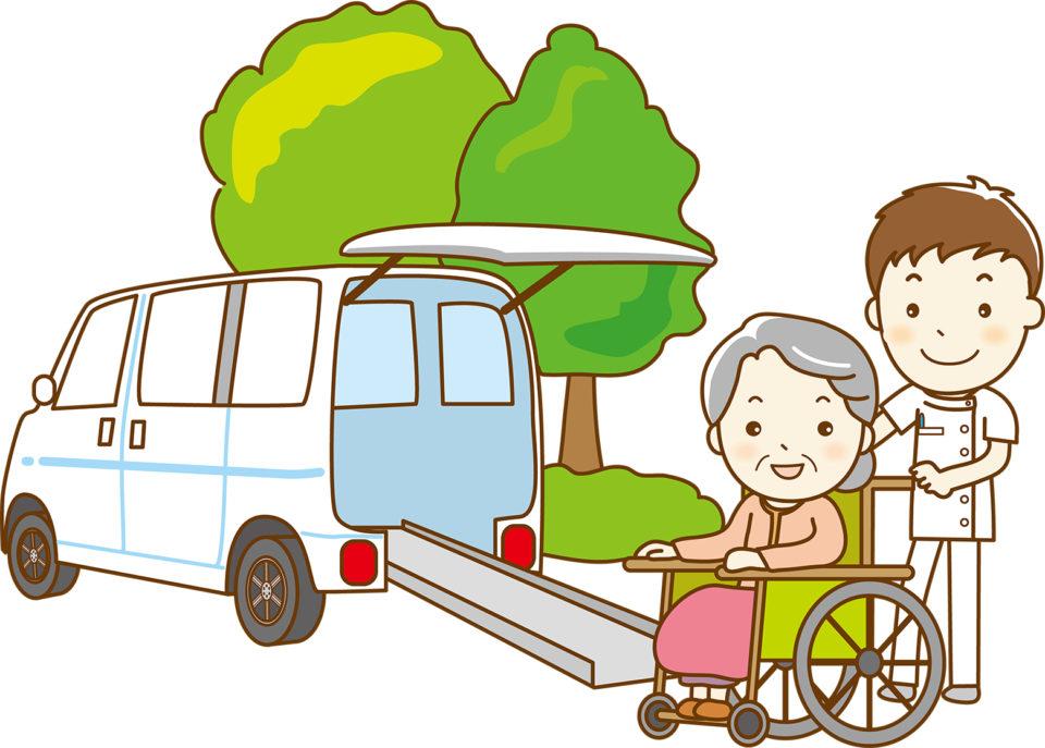 介護保険タクシーのおしごと内容