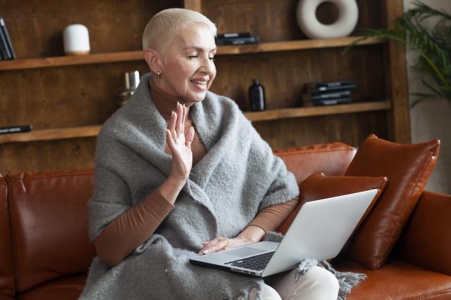 介護施設のオンライン面会