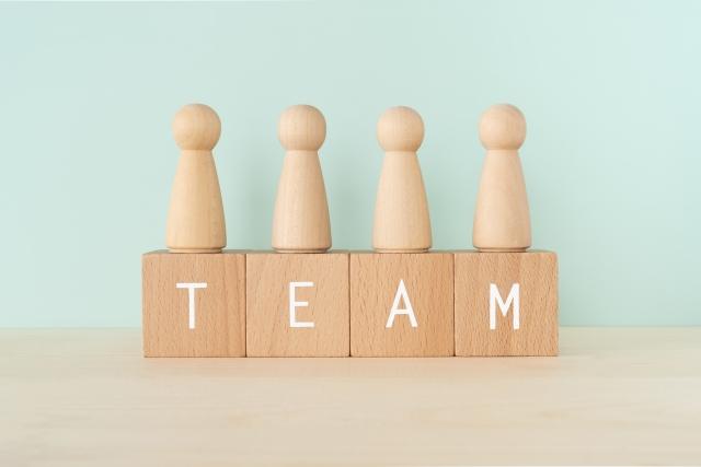 介護現場に求められるチームワーク